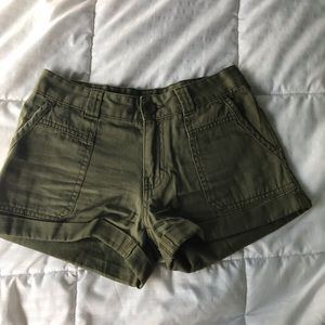 Army Green BP Shorts from Nordstrom's